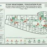 Планы эвакуации фотолюминесцентные купить
