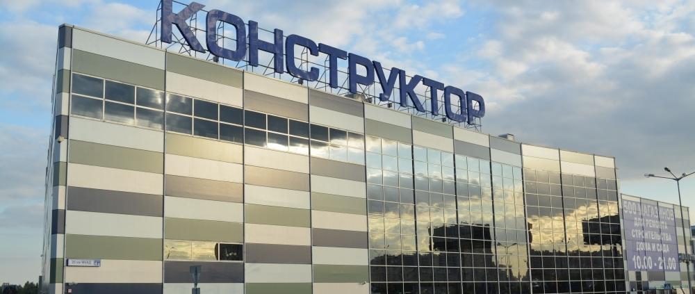 Монтаж ФЭС для ТК Конструктор